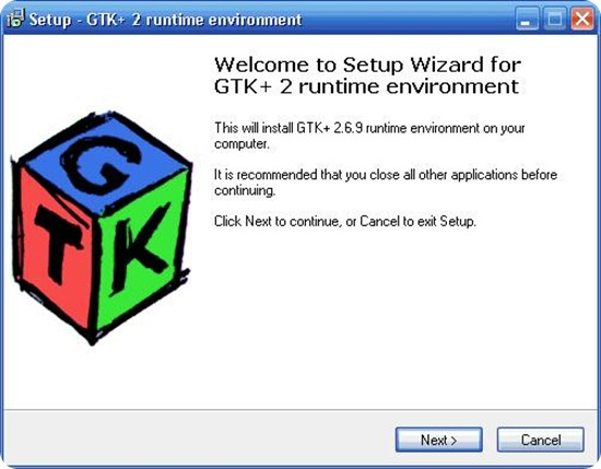 gtk-2-runtime-environment-3