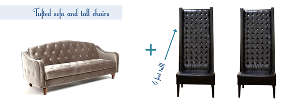 sofa and chair combinations for a small living room