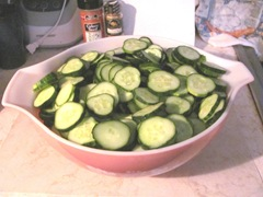 B.B pickles cut cukes