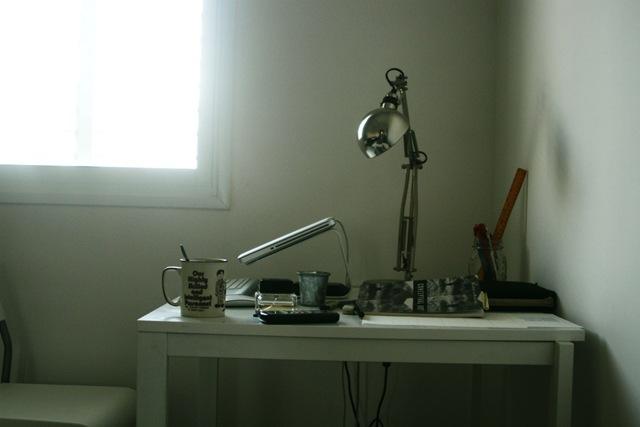 the desk of nooa