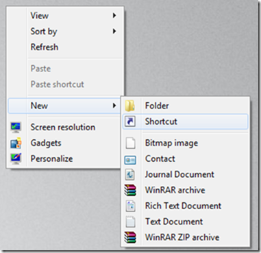 Access Apps Through Windows Explorer in Windows 8