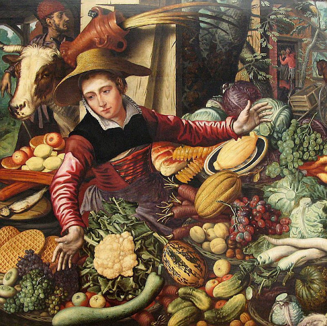 Pieter Aertsen - 8 La Greengrocer.jpg