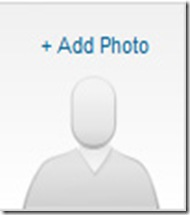 Blank Linkedin Photo