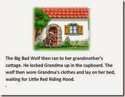 Little Red Riding Hood Book_Page_4
