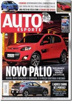 Auto Esporte - Ed. 558 Novembro 2011
