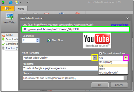 Jordy Video Downloader New Video Download