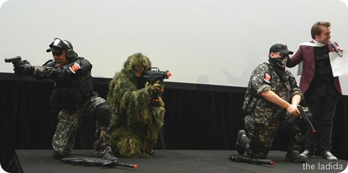 EB Expo Just 'Cos Cosplay Competition - Sniper Ghost Warrior
