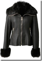 Celtic Sheepskin Aviator Jacket