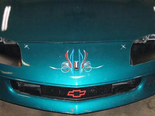 car a 94 Camaro.