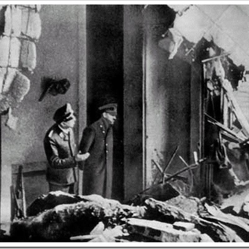 O sósia que morreu no lugar de Adolf Hitler
