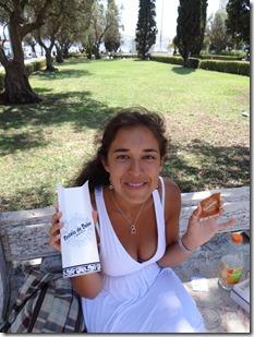 Les fameuses pasteis de Belém (déjà mangées)