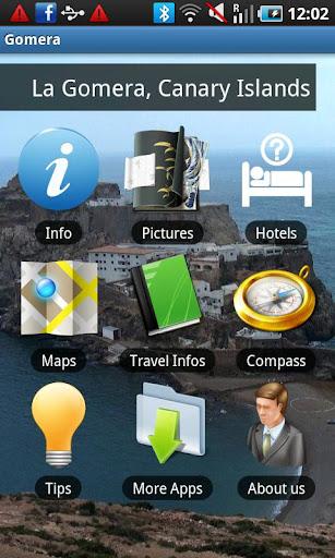 拉戈梅拉島的旅遊指南