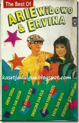 Ervina Feat Bill & Brod - Angin Surga