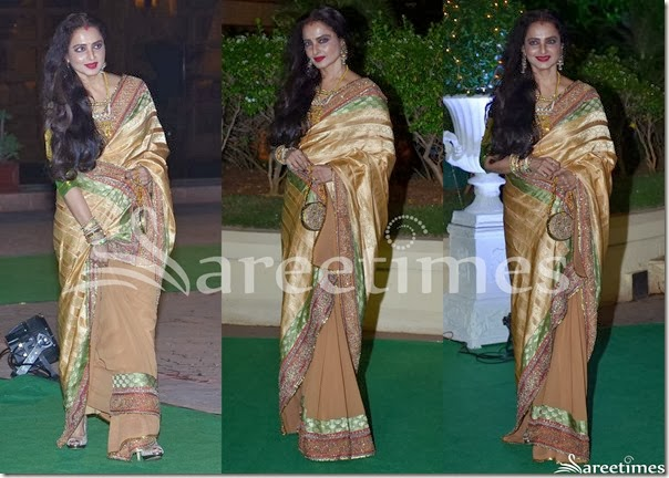 Rekha_Half_and_Half_Saree