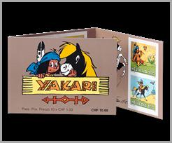 yakari boekje