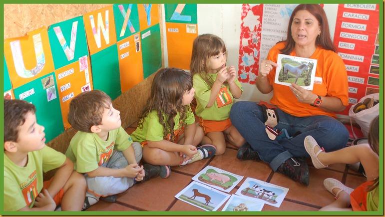 Inglês Infantil 4 tarde4