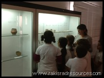 The International School of Morocco took a field trip to see Roman artifacts.  Where has your class taken a field trip to?