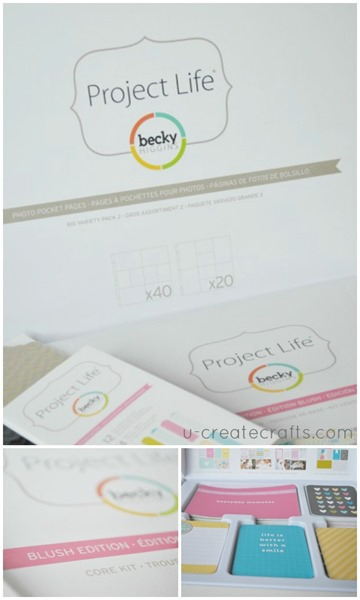 Becky Higgins Project Life Kit