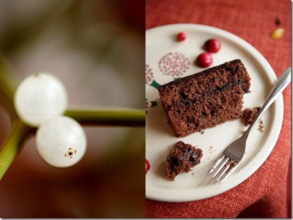 Piernik kakaowy babci mamy