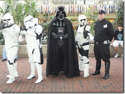 the Vader gang Baltimore Comic Con  August 20, 2011 022