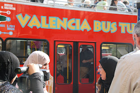 Valencia Bus Turístic de la empresa Viajes Transvia Tours.
