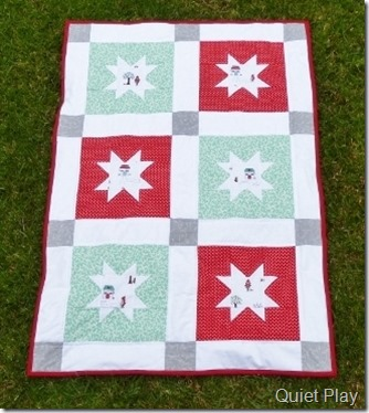 Little Red Quilt 2