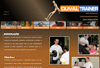 Website Duval Trainer