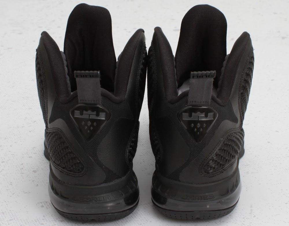 all black lebron 9