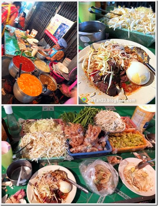 things-to-do-in-chiang-mai-go-to-warorot-night-market-Khanom-jin