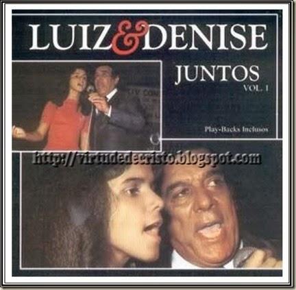 LUIZ DE CARVALHO E DENISE capa