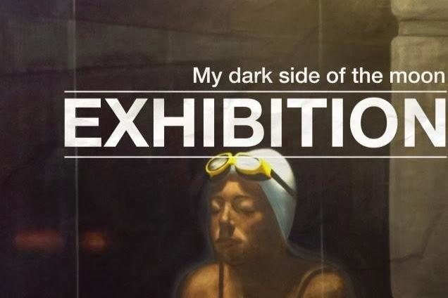 Έκθεση του Παναγή Αντύπα στο Black Duck, στην Αθήνα (14-31.1.2014)