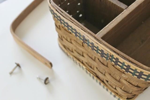 basket make over