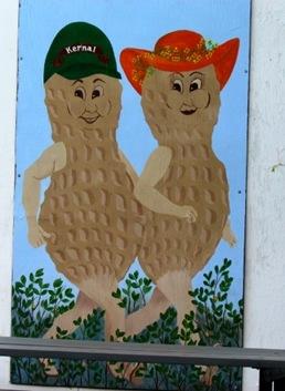 Peanut Mural