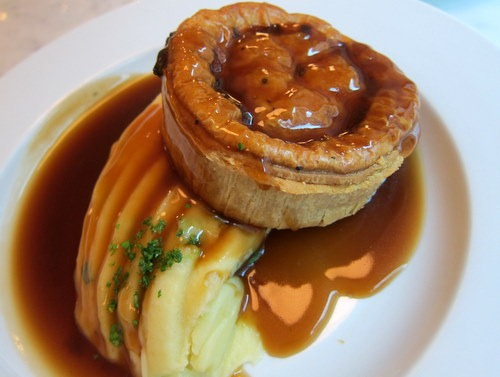 Champ Mash, Aberdeen Angus Steak Pie, Traditional Gravy