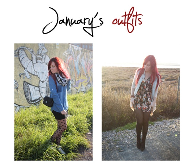 January's Outfits