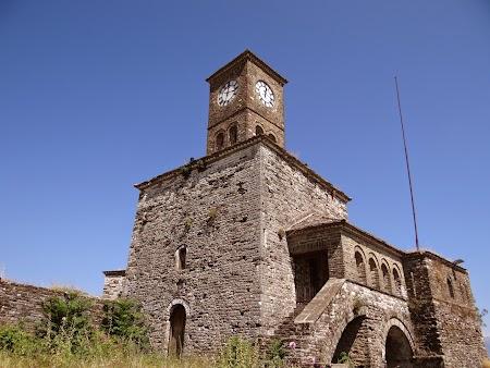 51. Turnul cu ceas Gjirokaster.JPG