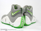lebron4 dunkman 10 The Real Dunkman Version of the Nike Zoom LeBron IV