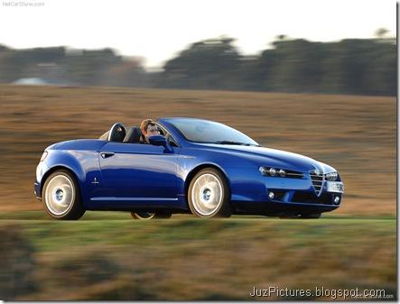 Alfa Romeo Spider UK Version 6