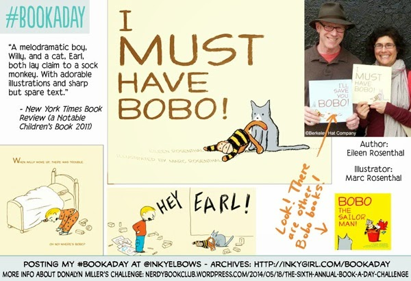 BookADay IMustHaveBobo 1000