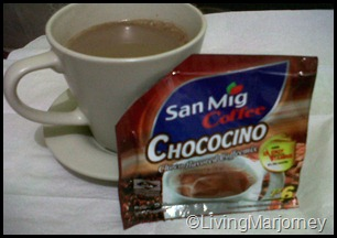 San Mig Chococino