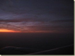 Sunrise over UK  2 (Small)