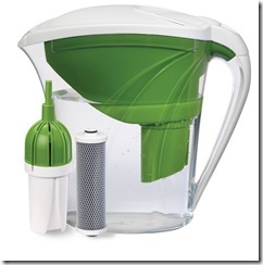Water Pitcher with h2o  003