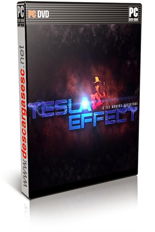 Tesla Effect A Tex Murphy Adventure-RELOADED-pc-cover-box-art-www.descargasesc.net