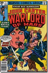 P00005 - John Carter Warlord of Ma