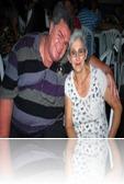 Diretor Esportes - Sr Luisinho e Sra