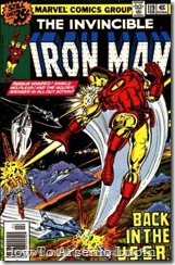P00017 - El Invencible Iron Man #119