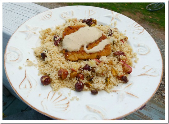 autumn couscous