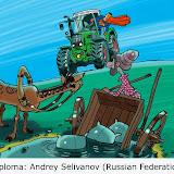 Diploma: Andrey Selivanov (Russian Federation)