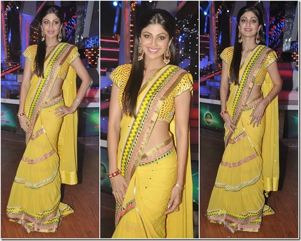 Shilpa_Shetty_Surily_Goel_Saree