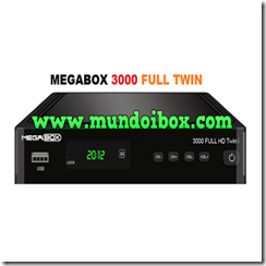 MEGABOX 3000 HD
